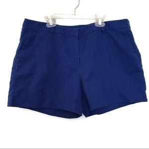 [MICHAELKORS] 97% Cotton classic zip up shorts 16